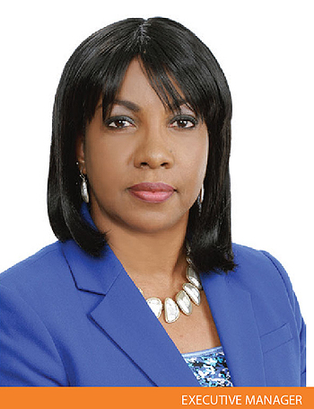 Anne Marie Alexander - Executive Manager - Credit Administration (Ag)