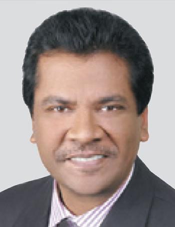 Anthony Seeraj Managing Director, Trinidad and Tobago