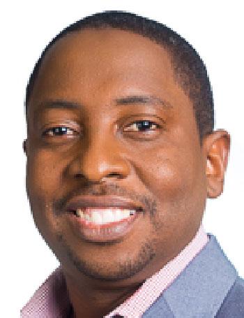 Elson James Chief Executive Officer, JMMB Express Finance