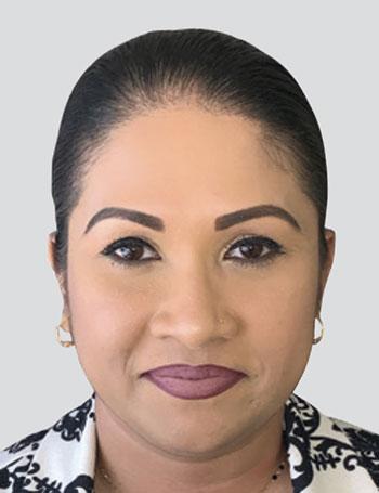 Kavita Harrynanan Relationship Manager, Platinum Banking