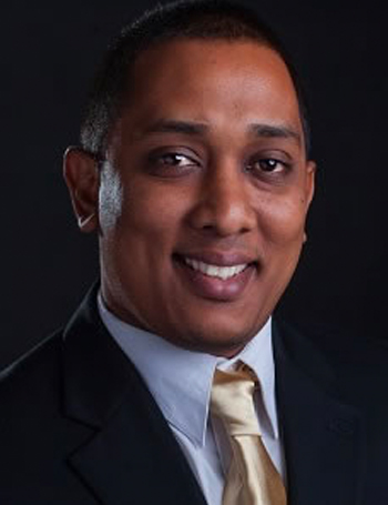 Prakash Ramoutar, MBA - Vice President, Financial Administration