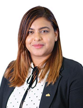 Rhana Khan AVP Branch Business Development Director
