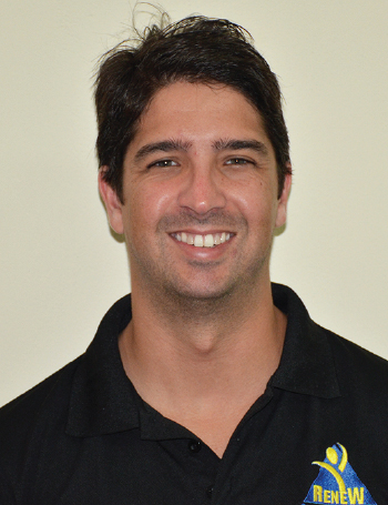 Devin Santos MSc Physiotherapist