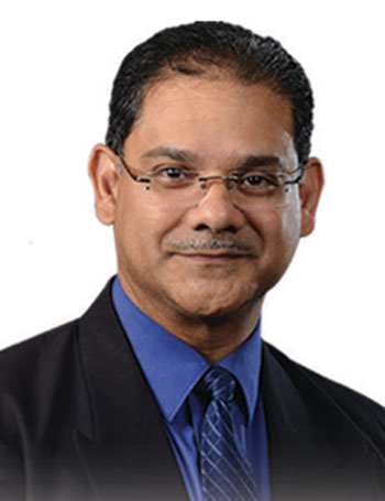 Dominic Rampersad President PPGPL