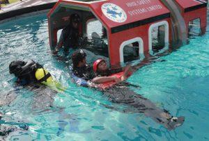 HHSL Offshore training