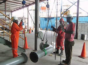 HSSL Rigging and Lifting