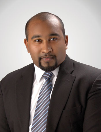 Shevvon Ramroop Operations Director