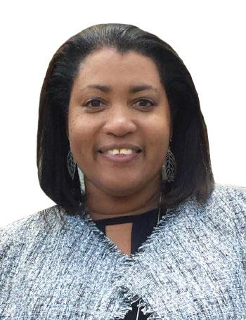Tricia Clarke De Freitas - Director Finance