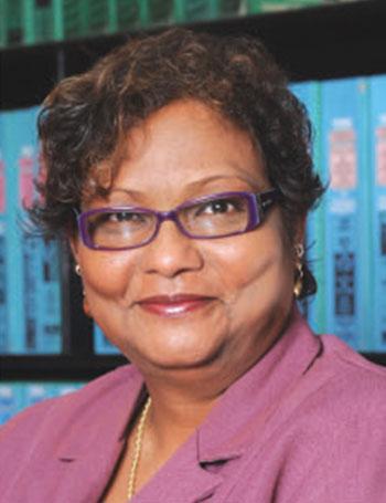 Ramona Mahabirsingh Financial Controller
