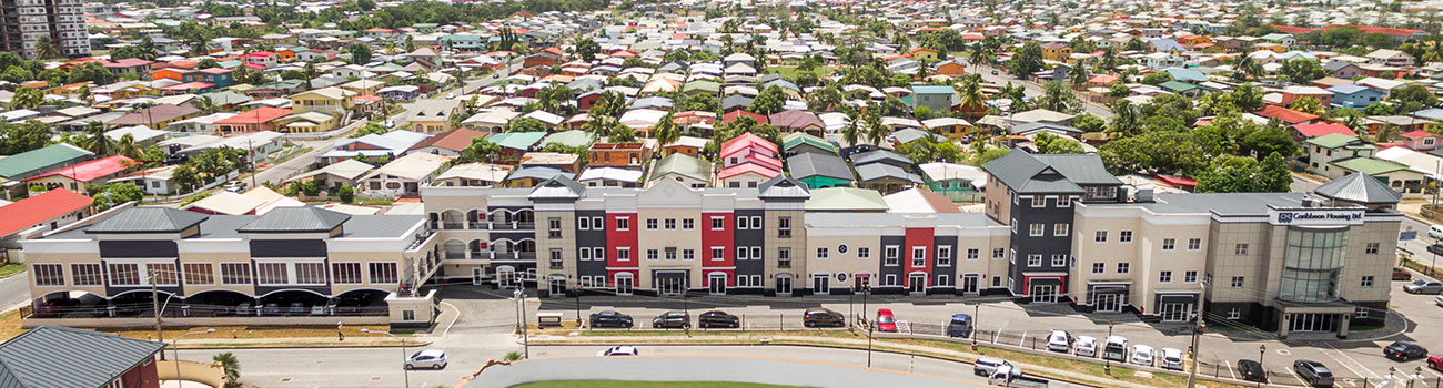 Caribbean Housing Limited Banner