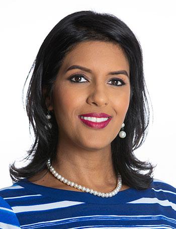 Aliyah Hamel-Smith Chief-Executive Officer (Designate)