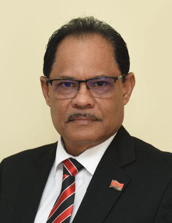 Mr. Vishwanath Maharajh Director of Corporate Services