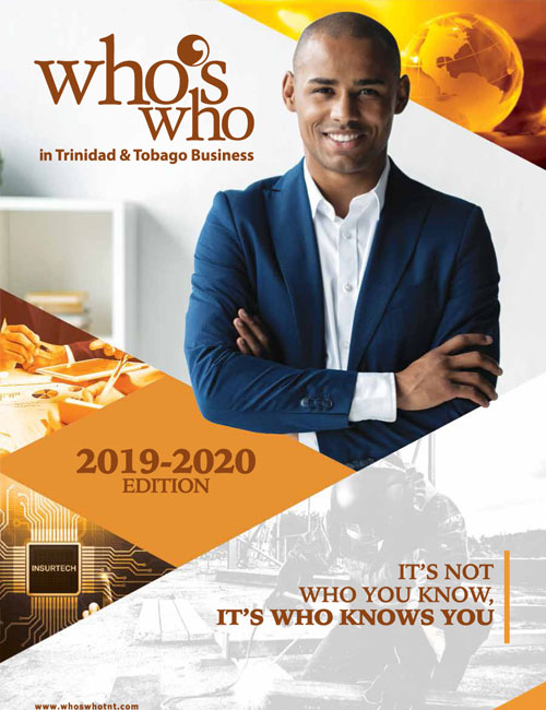 Who's Who Trinidad and Tobago Magazine