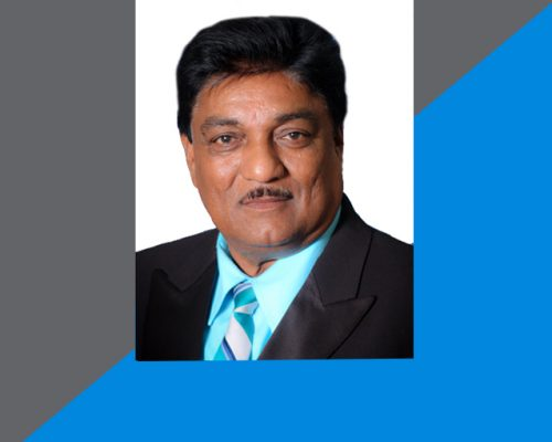 Mr Ramchamd Rajbal Maraj, President – Couva Point Lisas Chamber