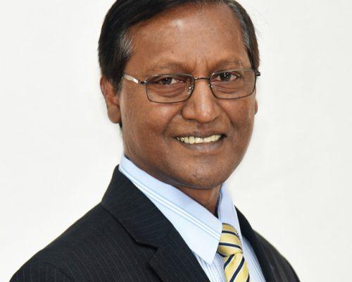 Mr. Vishnu Charran, President – Chaguanas Chamber of Industry and Commerce