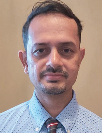 Satesh Maharaj - Project Manager