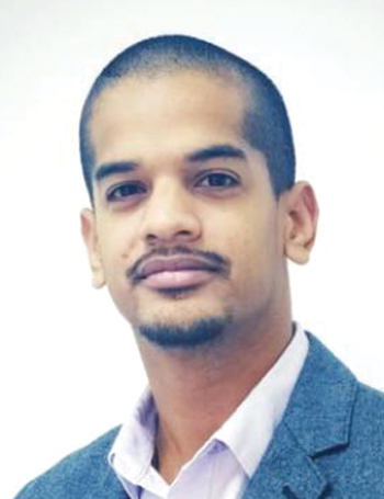 Mikhail O. Ramnarine - Chief Operating Officer