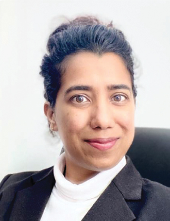 Nalini Balwant - Attorney At Law, Legal Officer
