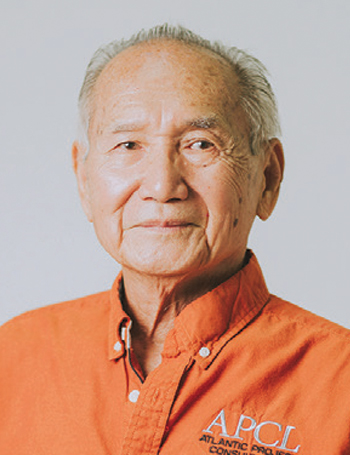 Dr. Myron W. Chin - Chief Engineer