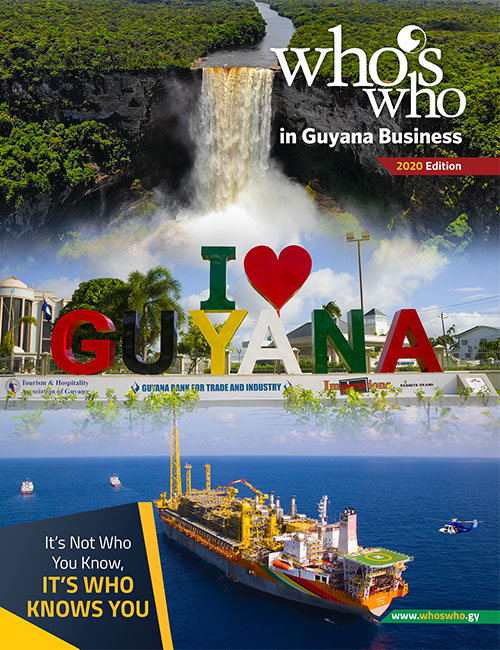 Guyana Business 2020