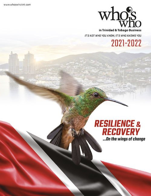 Who's Who Trinidad and Tobago Magazine