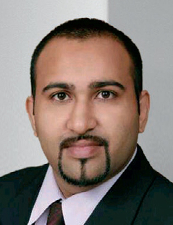 Dale Khan - Group Treasurer