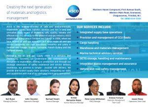 ASCO Trinidad Whos Who 2020