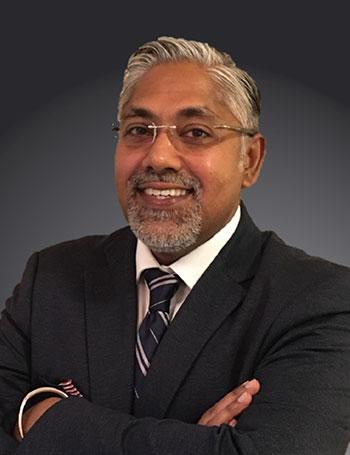 Darren Ali President