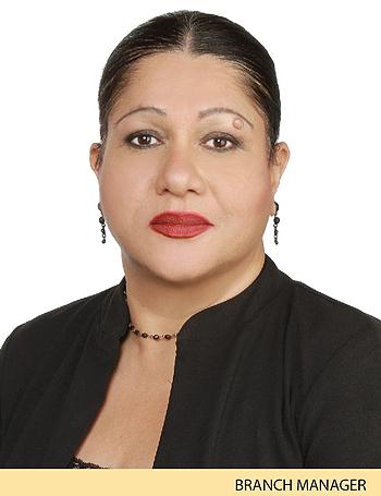 June Martinussen-Greene - Branch Manager (Ag) - Tobago