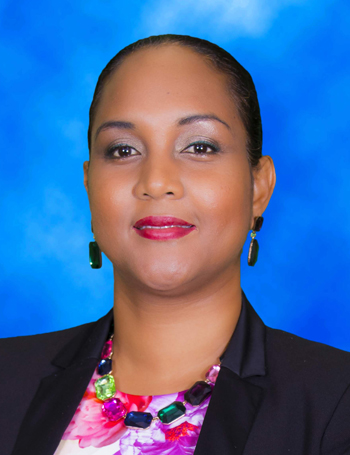Kelly Bute-Seaton - Executive Director