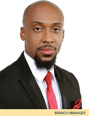 Matthew B. Durham - Branch Manager - San Fernando