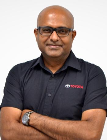 Rajesh Ramlochan
