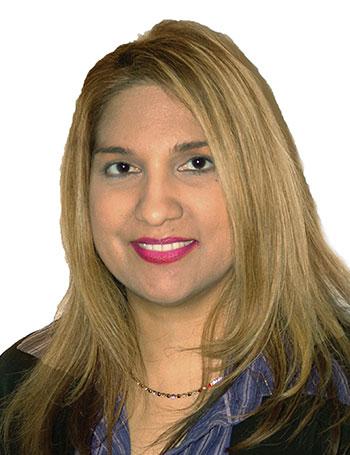 Rosemarie Ramdin AVP CLAO Director Island Finance