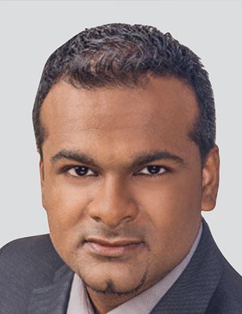 Samuel Darsan Corporate Manager