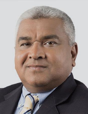 Winston Boodram Country Treasurer