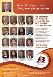 Agostini Insurance Brokers - Who's Who 2020
