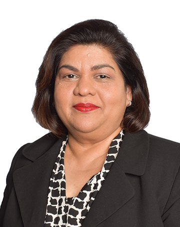 Christina Bahadoor Hosein - Operations Manager