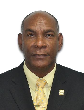 Glenroy Robinson Managing Director