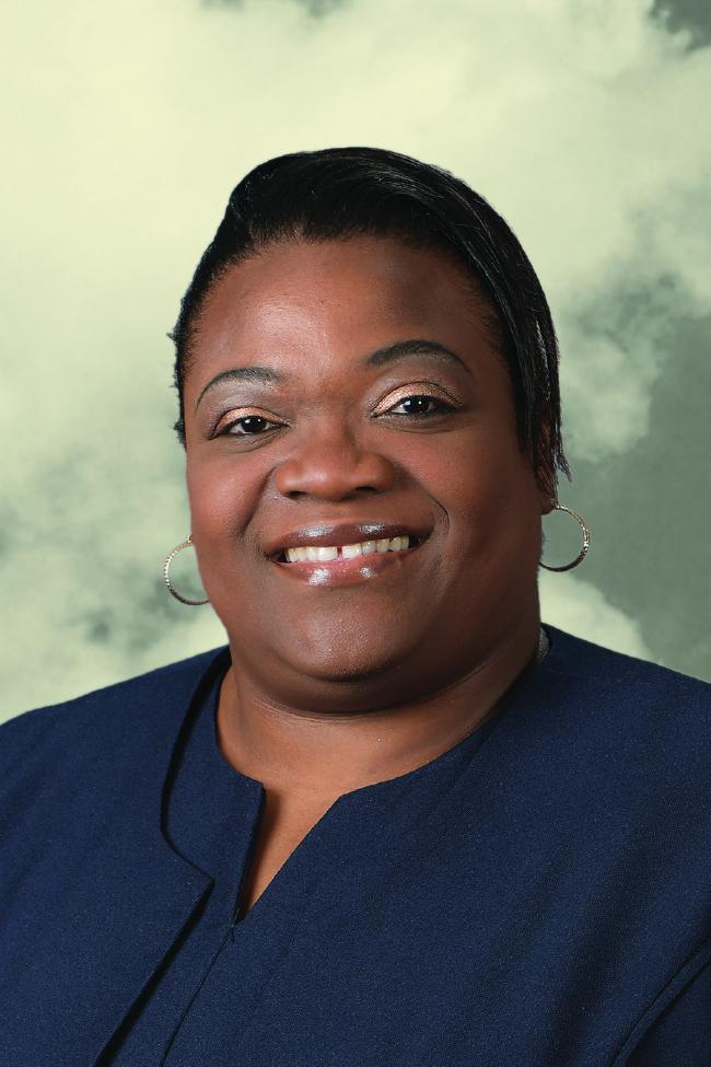 Ingrid Bowrin Information Technology Manager