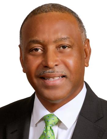 Keston Nancoo Chairman