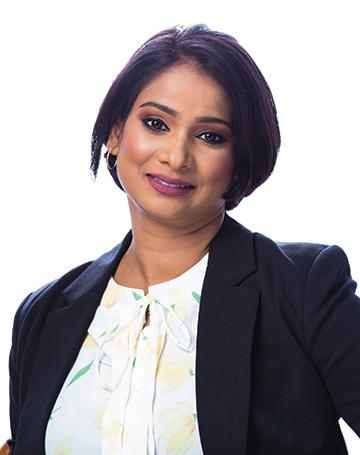 Mariska Seereeram - General Manager
