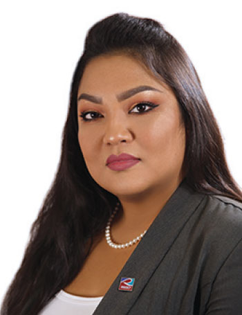 Melissa Shim Finance Manager