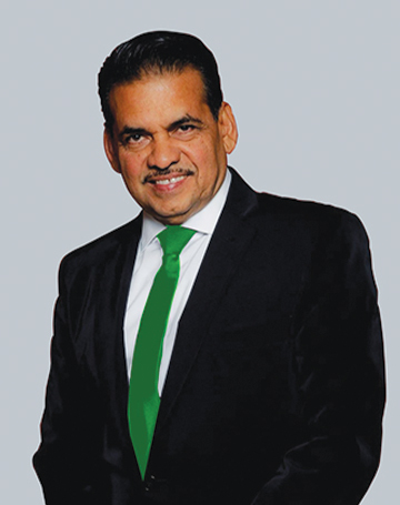 Mr Imran Mc Sood Amjad Chairman NAGICO Group of Companies