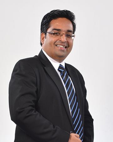 Rishi Singh Sales Manager Agencies