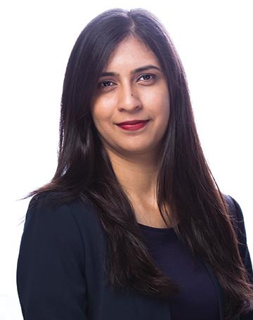Shaista Sarafat - Candidate Manager