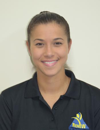 Stephanie Llanos MSc Occupational Therapist