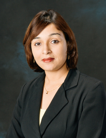 Trudy Ramdath Chief Financial Officer