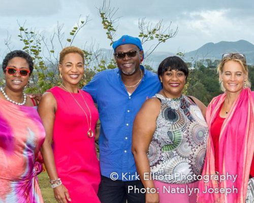Caribbean Launch Of Female Wave Of Change