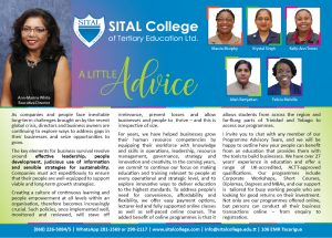 Sital College – Who's Who Artwork 2020