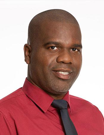 Sharaz Gordon - Manager, IT Administration